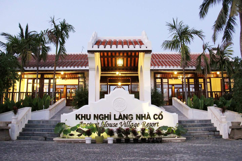 Hoi An Ancient House Village Resort