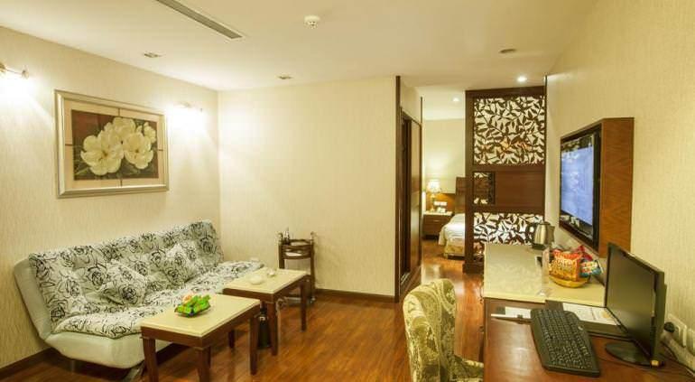 Tirant Hanoi hotel