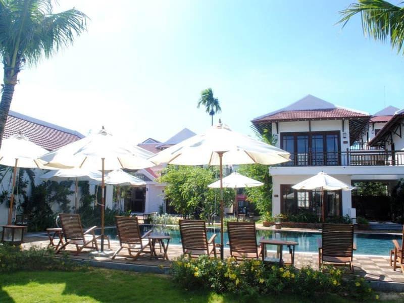 Hoi An Riverside Bamboo Resort Hoi An