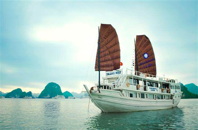 Marguerite Garden Bay Cruise Ha Long
