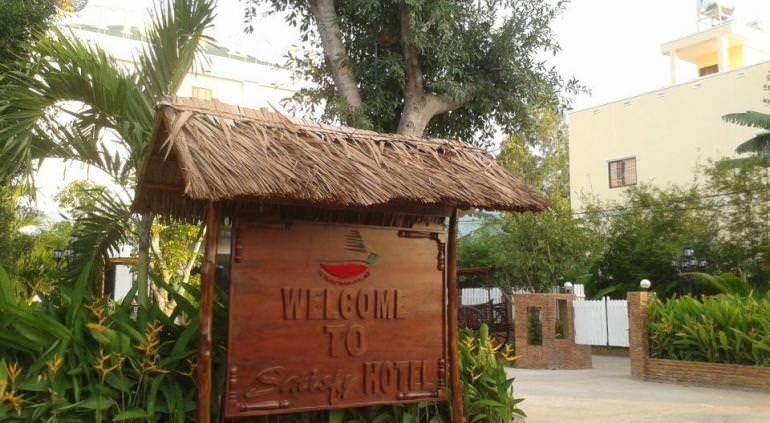 Satisfy Hotel