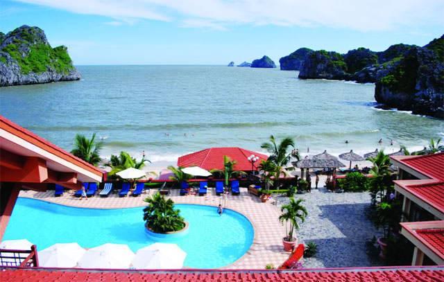 Catba island resort & spa