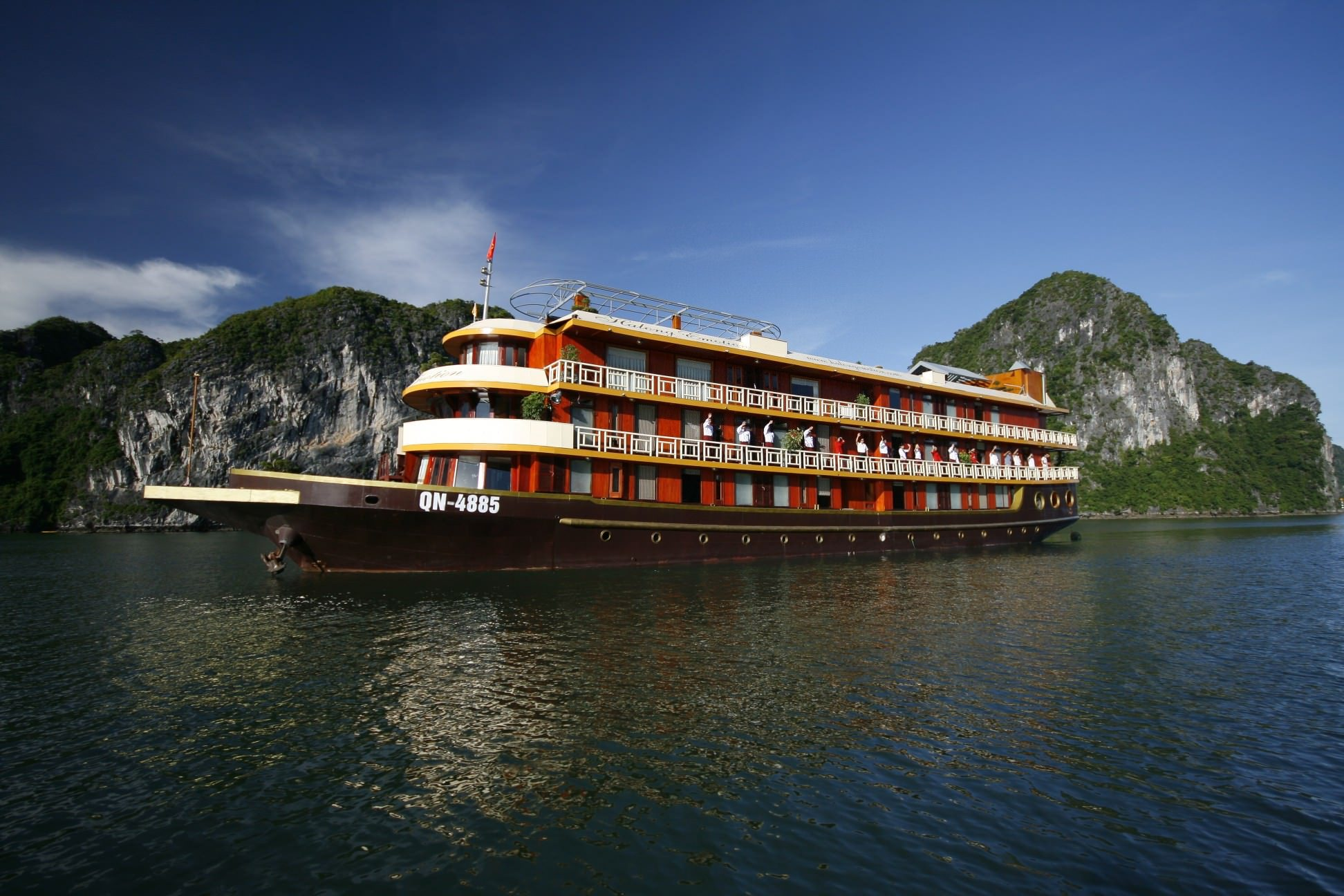 Emotion Cruise Ha Long
