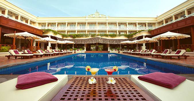 Victoria Cantho hotel