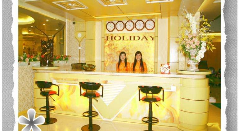 HOliday Cantho hotel
