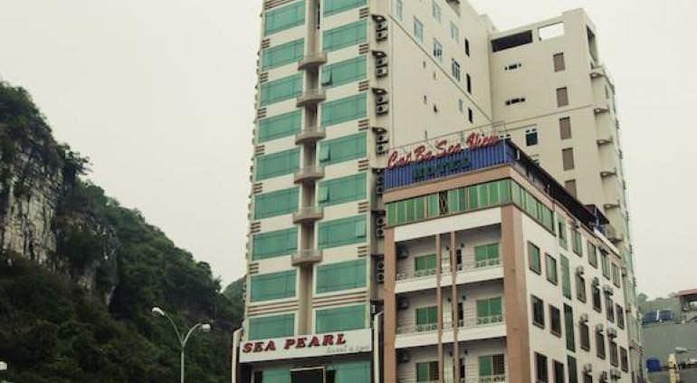 Sea Pearl Hotel Cat Ba