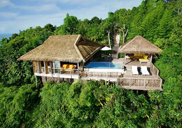 Wellness Tour: Six Senses Yao Noi Phu Ket