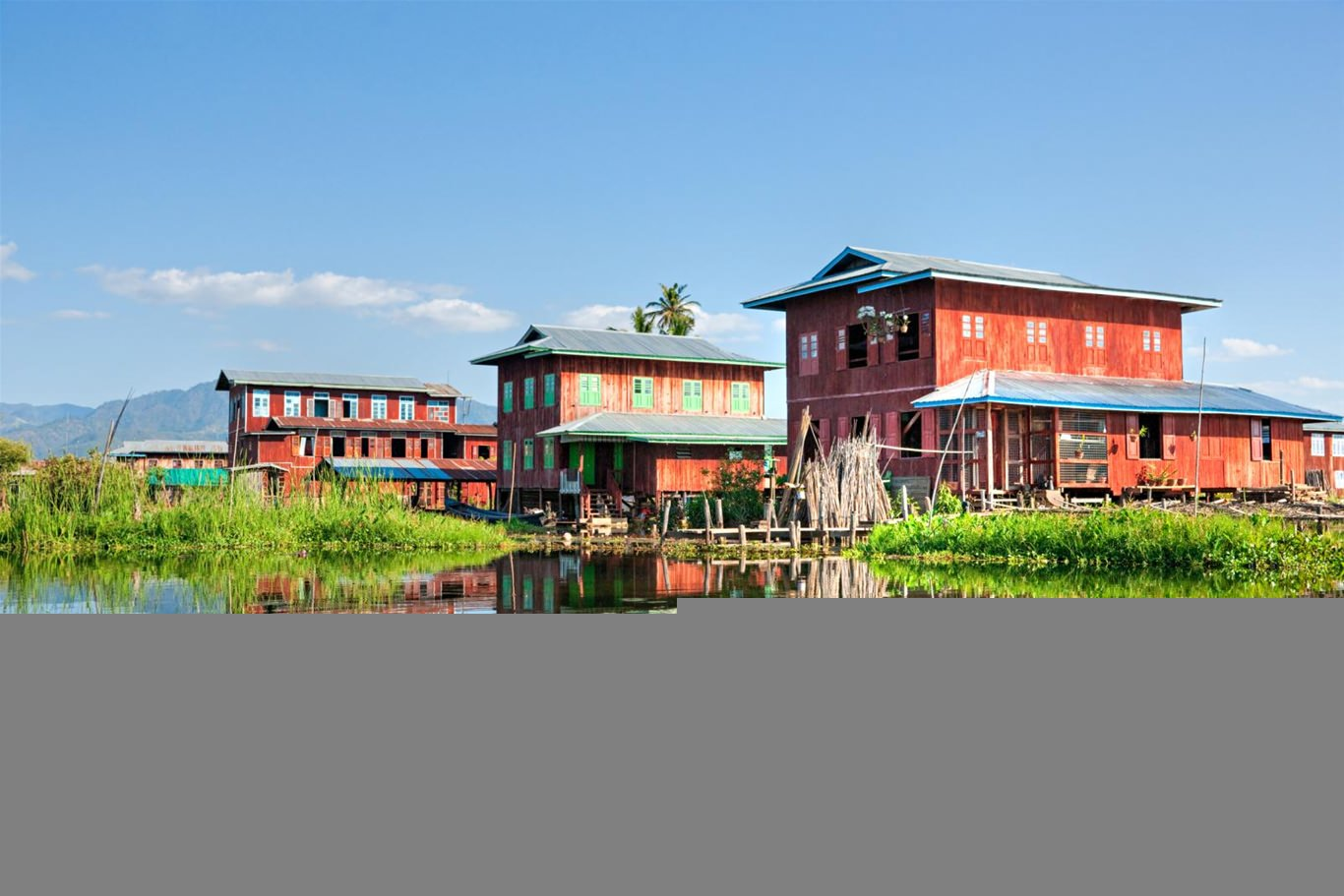 Wellness Tours: Inle Lake View Resort and Spa - Myanmar