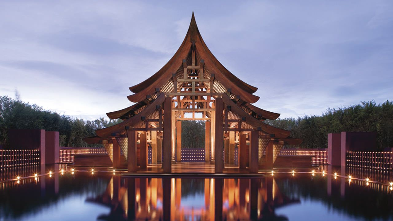 Wellness Tours: A Ritz Carlton Reserve - Thailand