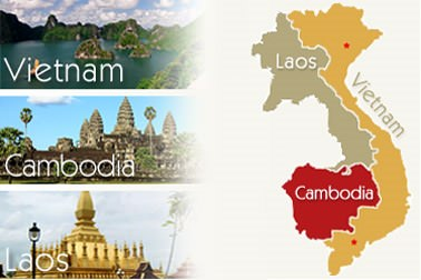 A Glance of Indochina Tour – 9 Days