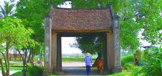 HANOI - DUONG LAM – THAY PAGODA