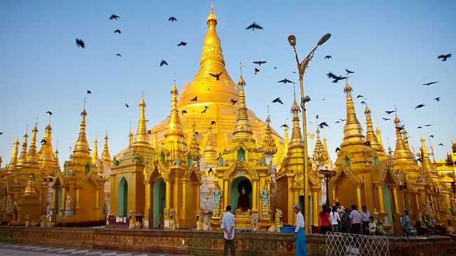 Myanmar Street Food and Cooking Tour