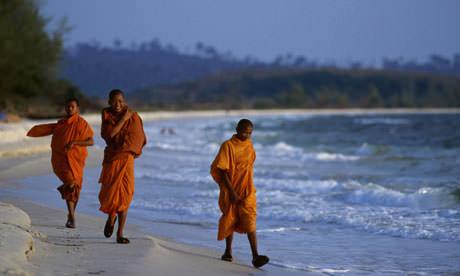 CAMBODIA BEACHES- A NEW SENSE