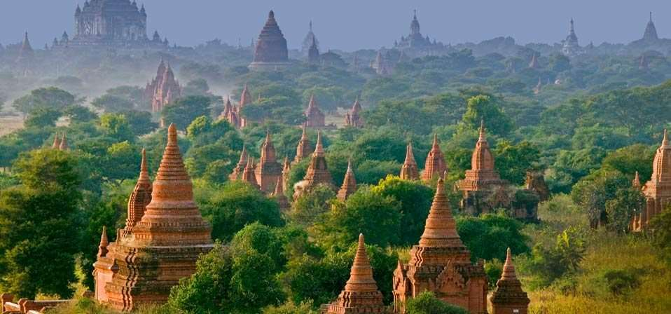 MYANMAR – A NEW LAND TO DISCOVERY