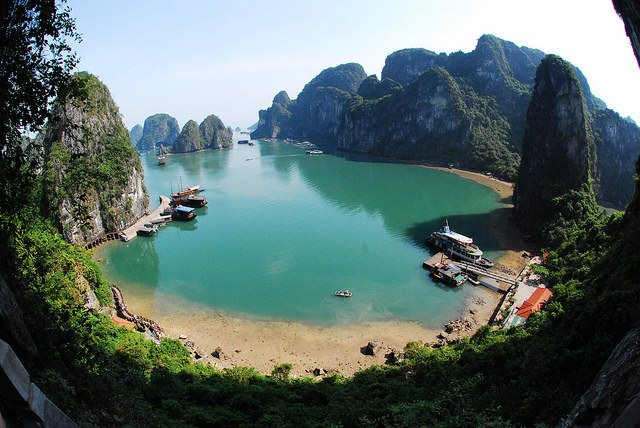 HA LONG - CAT BA 3 DAYS (1 NIGHT ON BOAT+1 NIGHT AT SEAPEARL 3* HOTEL)