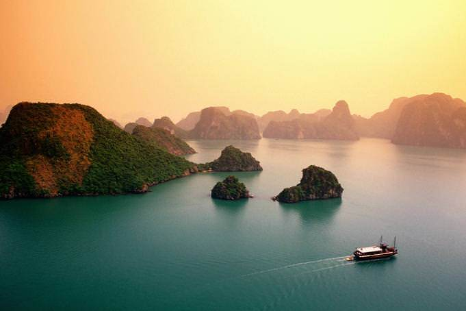 Halong Bay - The legendary beauty