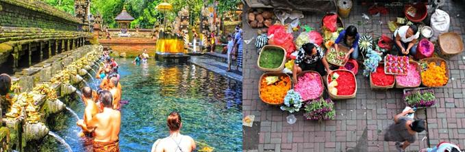 Đền suối thiêng-Tour Bali 4 ngày 3 đêm