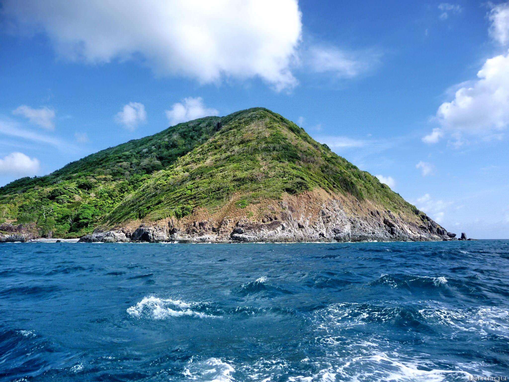 Con Dao Island Vacation